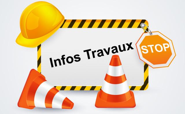 🚧 Info travaux Route des Gorges du Cians 🚧 - Commune de Beuil